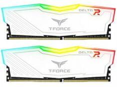 TeamGroup Delta RGB 16GB Kit (2x8GB) DDR4-3000, DIMM, CL16 memorija (TF4D416G3000HC16CDC01)