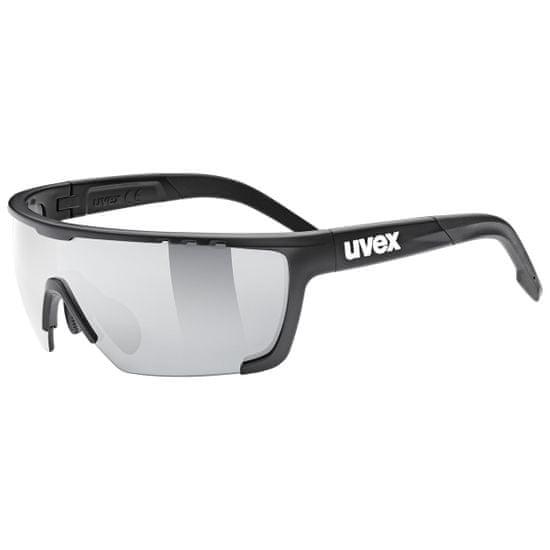 Uvex Sportstyle 707 CV, Black/Urban (2290) - zánovní