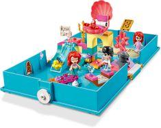 LEGO Disney 43176 Ariel a jej rozprávková kniha dobrodružstiev