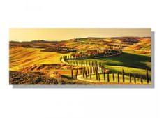 Dimex Obrazy na plátne - Toskánsko 100 x 40 cm