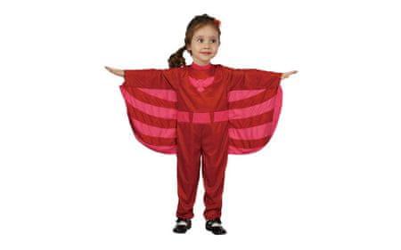Unikatoy kostum Baby Pajama Hero, rdeč, 25224