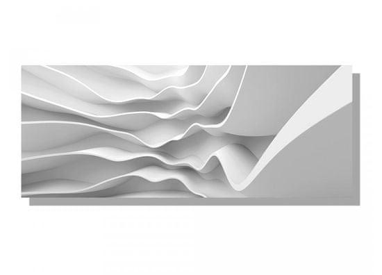 Dimex Obrazy na plátne - 3D vlna 100 x 40 cm