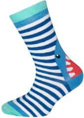 EWERS fiú zokni, cápa