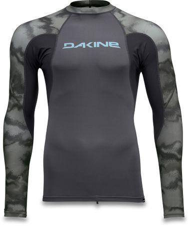 Dakine Férfi lycra póló Heavy Duty Snug Fit LS (10002796D-S20), L, szürke