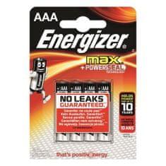 Energizer Max alkalna baterija C (LR03), 4 komada
