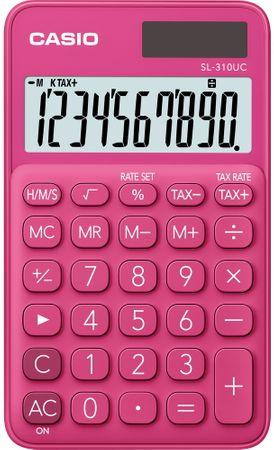 CASIO Kalkulator SL 310 UC RD