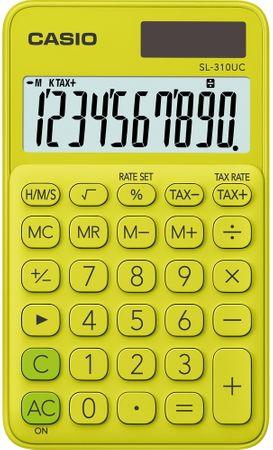 CASIO Kalkulator SL 310 UC YH