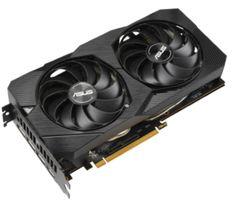 Asus Dual EVO OC Radeon RX 5500 XT, 8 GB GDDR6 grafična kartica