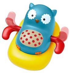 Skip hop Zoo hračka plovoucí a pádlující sovička