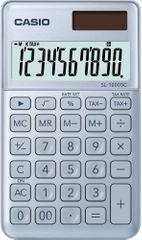 CASIO kalkulator kieszonkowy SL 1000 SC BU
