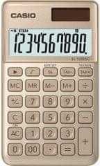 CASIO kalkulator kieszonkowy SL 1000 SC GD
