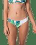 1 - Rip Curl ženski spodnji del kopalk Palm Bay Good Hipster, XL, večbarven