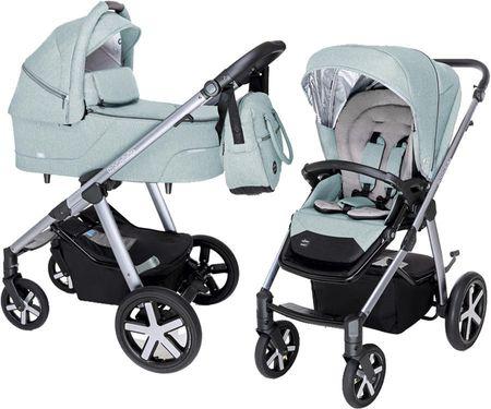 Baby Design kombiniran voziček Husky 05