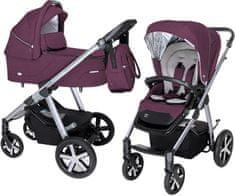 Baby Design kombinovaný kočárek Husky