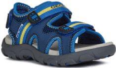 Geox sandały chłopięce STRADA J0224B_0CE14_C0072
