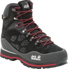 Jack Wolfskin pánska obuv Wilderness Peak Texapore Mid M (4035261-6047)