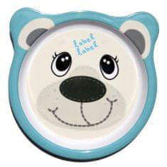 Label-Label Friends Tanier - Ľadový medveď
