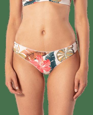 Rip Curl ženske plavalne hlače Tropical Coast Cheeky, S, večbarvne