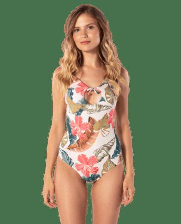 Rip Curl Tropical Coast Good női egyrészes fürdőruha, S, színes
