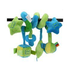 Label-Label Špirála, zelená