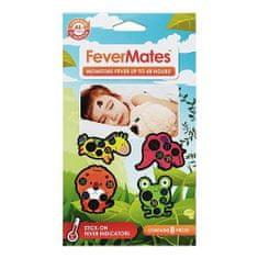 FeverMates nalepovacie teplomer