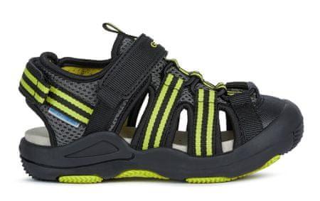 Geox buty chłopięce KYLE J02E1A_014CE_C0802 29 czarne