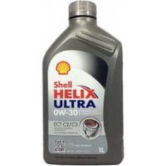 Shell Motorový olej Shell Helix Ultra ECT C2/C3 0W-30 1L