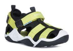 Geox chlapčenská obuv WADER J9230A_01554_C0802