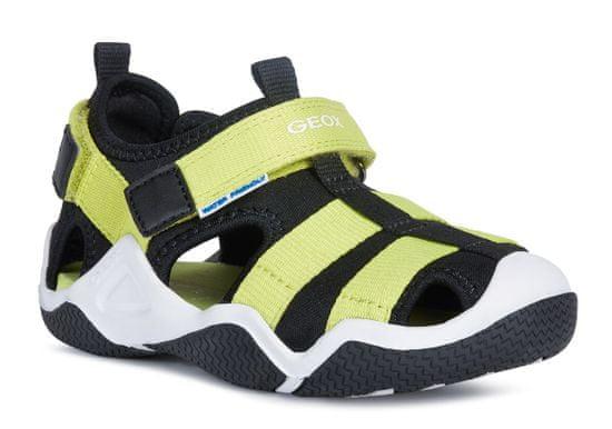 Geox chlapčenská obuv WADER J9230A_01554_C0802 26 čierna