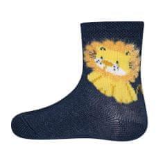 EWERS fiú zokni oroszlán