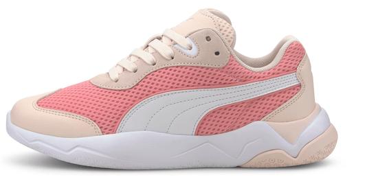 Puma dievčenské športové topánky Ekstra Jr 37241203 36 ružová
