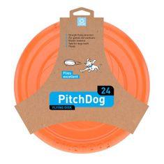 Pitch Dog Letajíci talíř Pitch dog oranžový