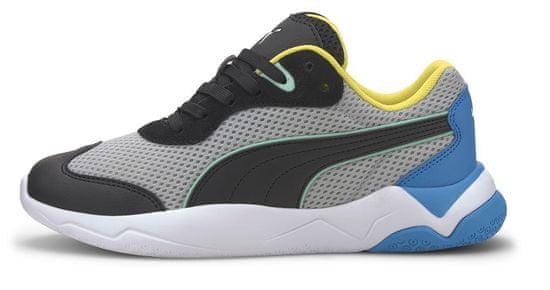 Puma chlapčenské športové topánky Ekstra Jr 37241202, 36, viacfarebná