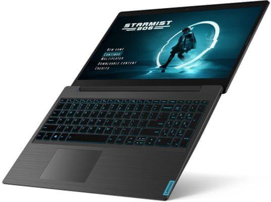 Notebook IdeaPad L340-17IRH Gaming herní Intel NVIDIA SSD