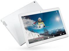 Lenovo Tab M10 HD, 2GB/32GB, LTE, White (ZA4H0041CZ)