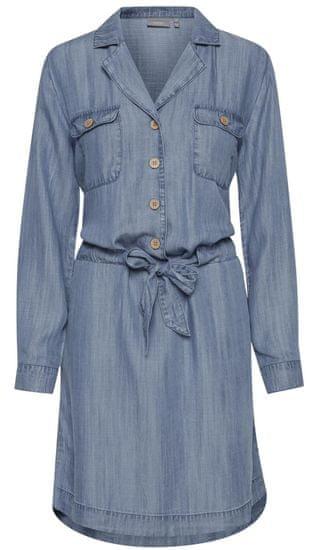 b.young dámske šaty Lana 20807837, 34, modrá