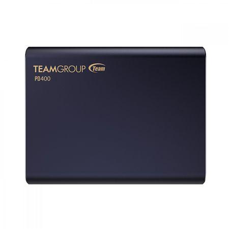 TeamGroup PD400 zunanji SSD disk, 240 GB, USB-C 3.1 Gen1