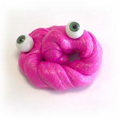 Plastelína Inteligentná plastelína Príšerka ružová