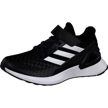 Adidas gyerek sportcipő RapidaRun EL K, 30, fekete