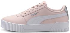Puma Dievčenské topánky Carina L Jr 37067707