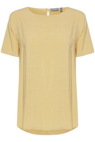 b.young dámske tričko Isole 20807843, 34, žltá