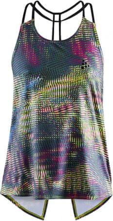 Craft ženska majica UNTMD Strap (1908678-007999), XS, večbarven
