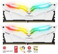 TeamGroup Night Hawk RGB 16GB Kit (2x8GB) DDR4-3200, DIMM, CL16 memorija (TF2D416G3200HC16CDC01)