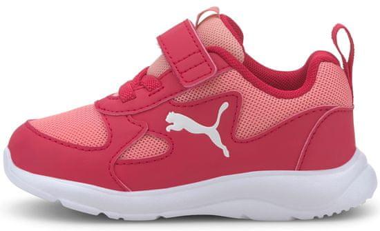 Puma Dievčenské topánky Fun Racer AC PS 19297204 24 ružové