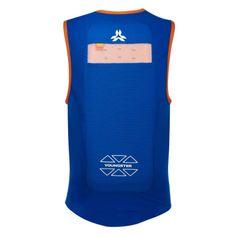 Arva ACTION Vest Jr BOY Blu/Oran