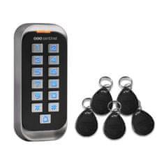 SCS Sentinel kodovací klávesnice s 5 SCS čipy