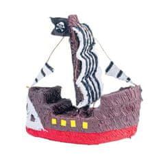 Riethmüller piňata pirátská loď
