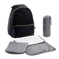 Béaba přebalovací batoh, černá, 13 l