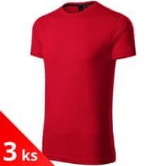 Malfini Premium 3x Pánské exkluzivní tričko