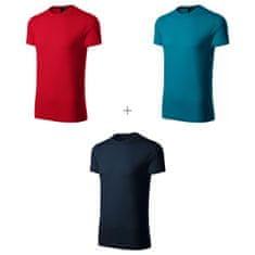 Malfini Premium 3x Pánske exkluzívne tričko